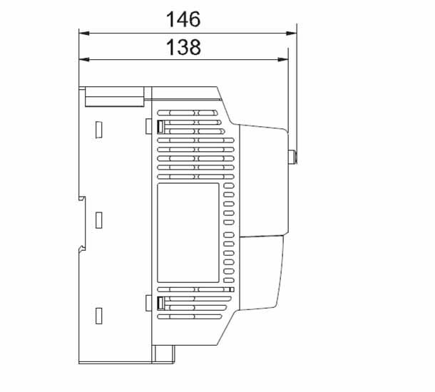 Compacte-frequentieregelaar